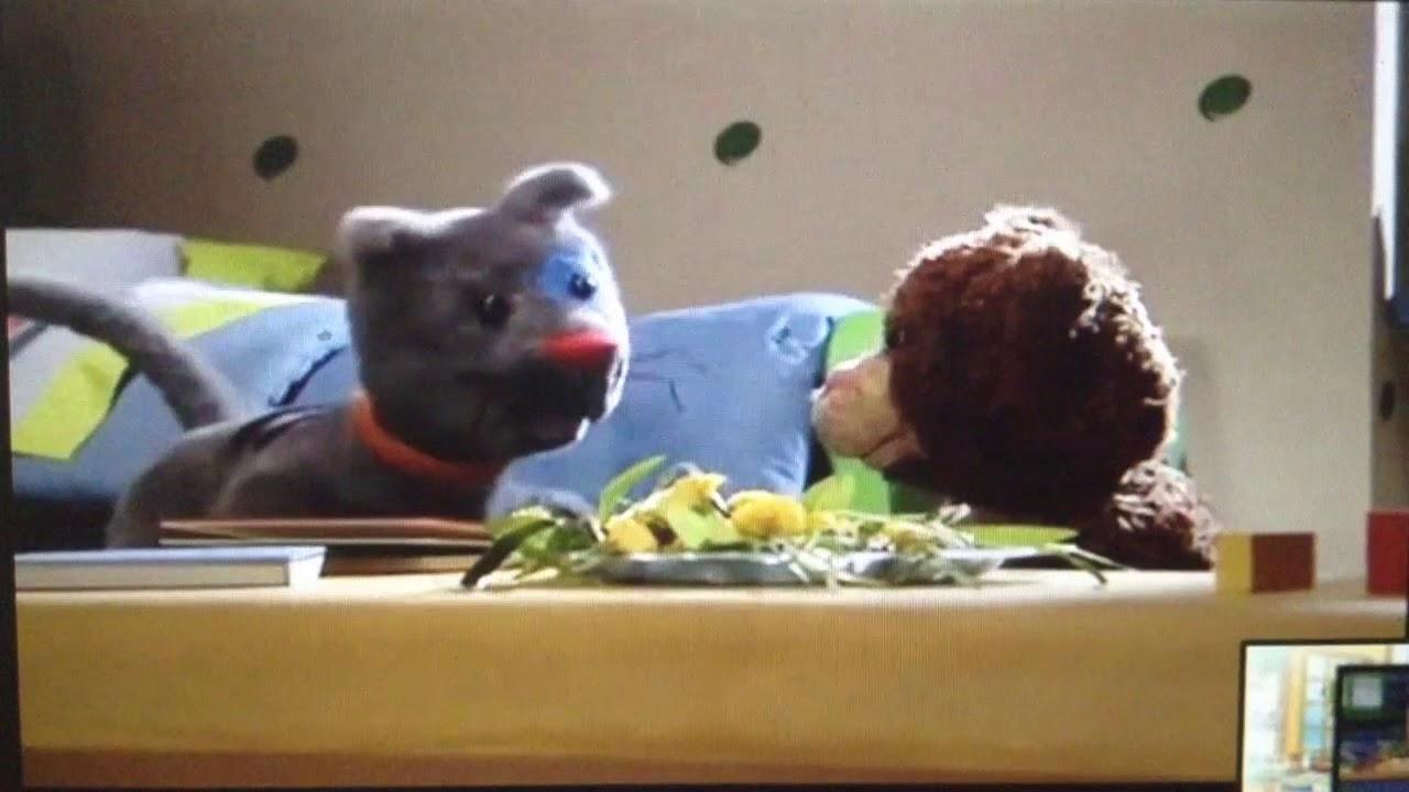 caillou presents puppet segments episode 40