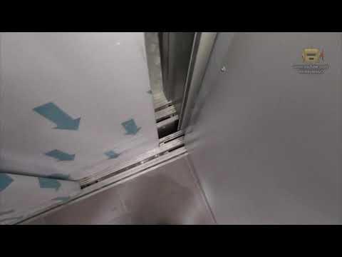 Как открыть двери лифта изнутри