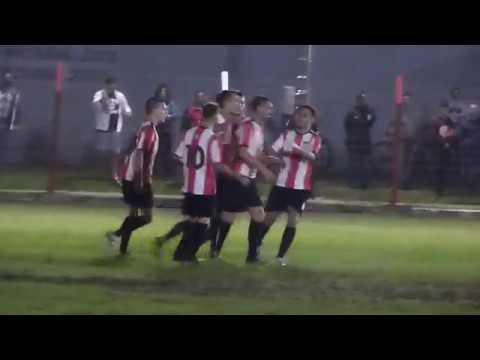 Maldonado Deportes - Gol de Atlético Fernandino a Las Flores. Diego Castro de penal