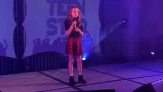 FORGET YOU – CEE LO GREEN performed by CARMEN MARIE at TeenStar singing contest