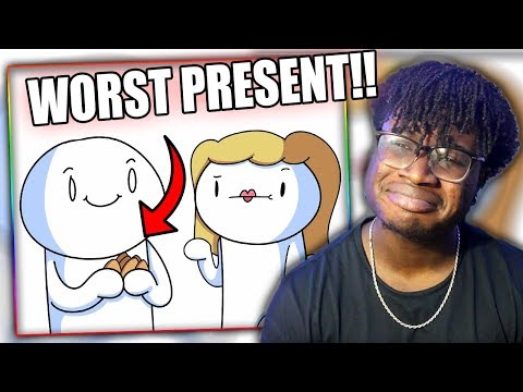 WORST PRESENT EVER!  TheOdd1sOut: 12 Days of Christmas On A Budget Reaction!