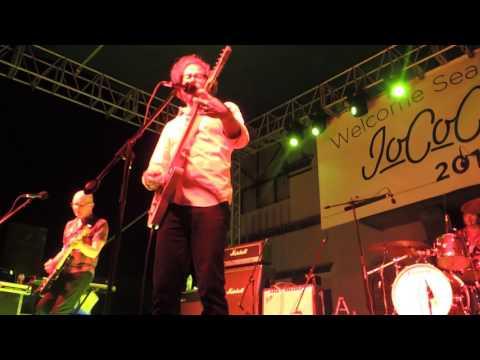 Mandelbrot Set — Jonathan Coulton at JoCoachella, Loreto, Mexico on JoCo Cruise 2017