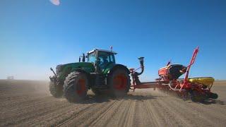 siew kukurydzy 2020 Vaderstad tempo F8
