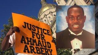 Ahmaud Arbery killed in cold blood by racist vigilantes whom walk free...Real or Psyop?