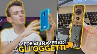 LO SMARTPHONE CHE VEDE ATTRAVERSO OGGETTI E VESTITI - OnePlus 8 Pro Unboxing & Prime Impressioni