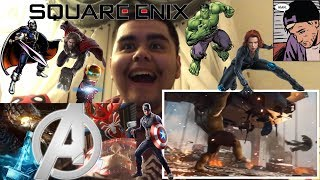 Marvel's Avengers: A-Day! E3 Reaction | The Avengers Project