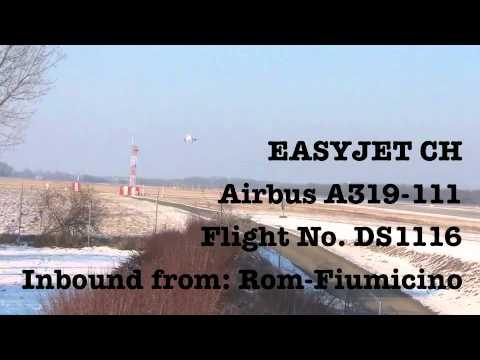 ✈PlaneSpotting @ EuroAirport Basel Mulhouse (LFSB/BSL) 05.02.2012