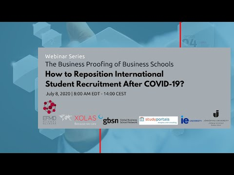 How to Reposition International Student Recruitment after COVID-19?