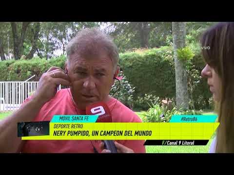 Club Nueve | Nery Pumpido repasó su carrera