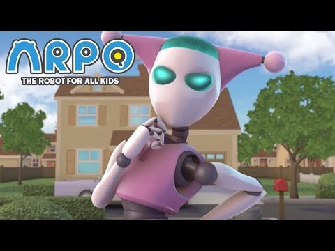 ARPO The Robot For All Kids - Robot Rival  | Compilation | Videos For Kids