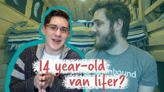 CAN TEENS DO VAN LIFE? | 14-year-old aspiring vanlifer thumbnail
