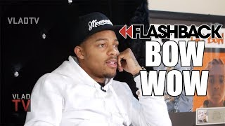 Bow Wow: I Make Girls Sign Non Disclosure Forms (Flashback)