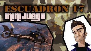GTA V Online - EPIC!!! Escuadrón 17 / destrucción de la base militar!!!