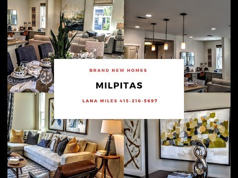 Brand new Homes in Milpitas under $1M