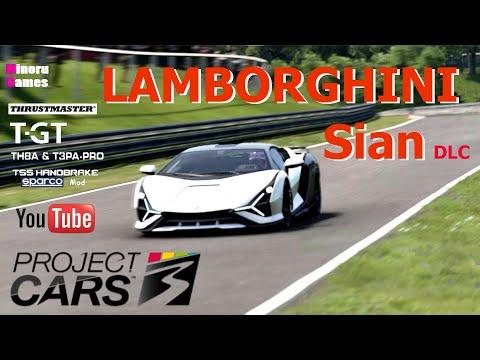 PROJECT CARS3#37 LAMBORGHINI Sian(DLC) |