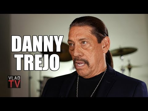 Clint August - Danny Trejo: 10 People Killed Over 'American Me.