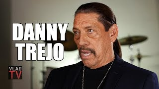 Danny Trejo: 10 People Killed Over 'American Me', Edward James Olmos Had a Hit on Him (Part 5)