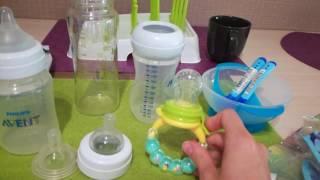 видео Уход за детской посудой