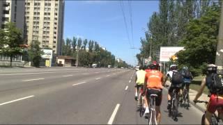 Шоссейный велоспорт в Кривом Роге. Сезон 2013 года.