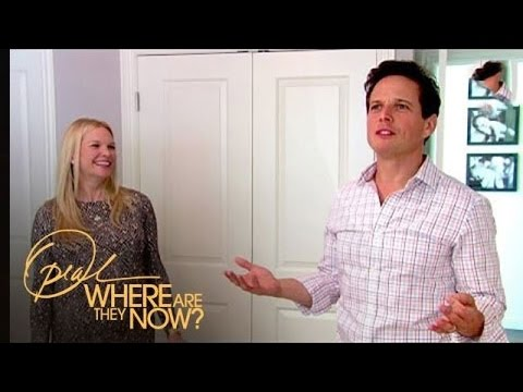Scott and Kelley Wolf Prepare Their Daughter's Nursery  Where Are They Now  Oprah Winfrey Network