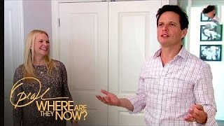 Scott and Kelley Wolf Prepare Their Daughter s Nursery | Where Are They Now | Oprah Winfrey Network
