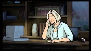 Archer - Elaborate Voicemail Hoax