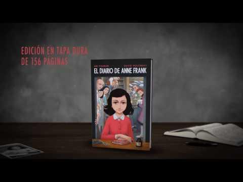 'El Diario de Ana Frank' en cómic, por Ari Folman y David Polonsky