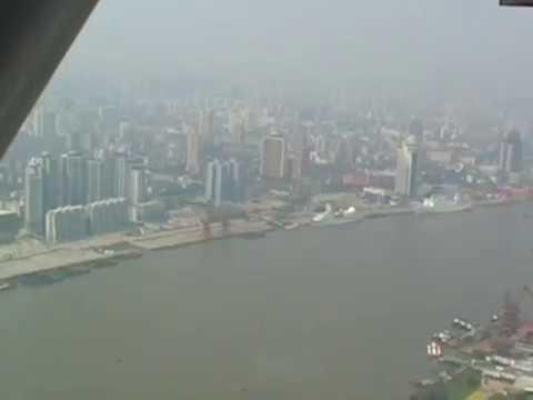 Shanghai Pearl Radio Tower (Shanghai, China)