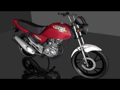 HONDA CG TITAN 99 '160cc | PC FRACO & ANDROID | GTA SAN ANDREAS MODS