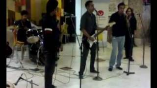 Wake me up, Aakhiri Alvida and TCS ki kudiya very smart by Abhijeet Pathania at TCS Towers.mp4