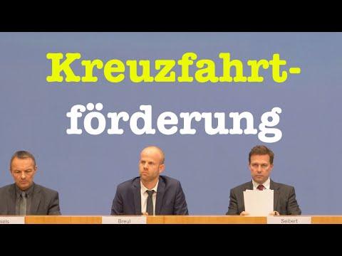 20. November 2019 - Sehenswerte Bundespressekonferenz | RegPK