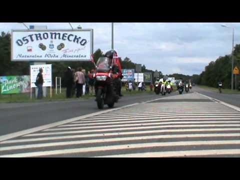 """FIM Rally- Bydgoszcz 21.07.2012 """"Parada Narodów"""""""