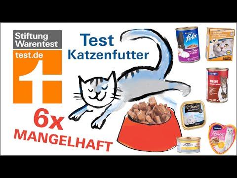 Katzenfutter Test 2020 Diese 6 Feuchtfutter Sind Mangelhaft