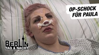 Berlin - Tag & Nacht - OP-Schock für Paula #1680 - RTL II