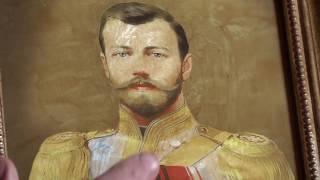 Необычные вещи императорской семьи Николая II
