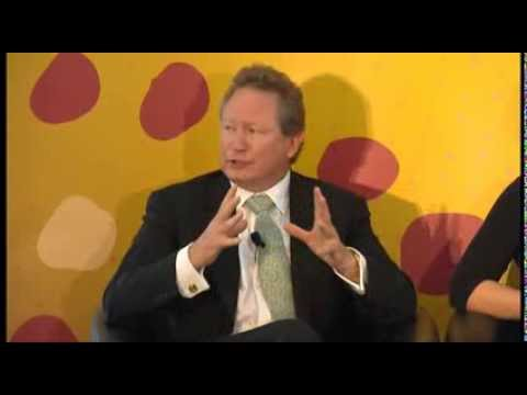 Fortescue Metals Group (FMG): Andrew Forrest and Noel Pearson discuss Aboriginal business
