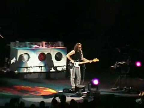 Rush - New World Man 10-13-2002
