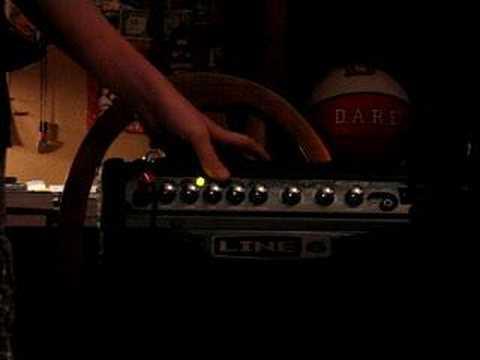 Line 6 Spider III (15 watt) Demo