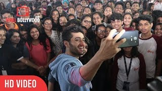UNCUT - Umang Festival 2018 | Genius Movie Cast | Utkarsh Sharma, Ishitha Chauhan