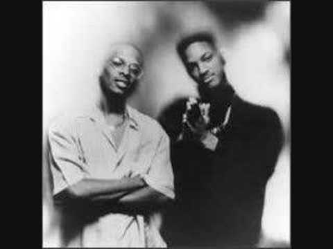 He's the DJ, i'm the rapper - Jazzy Jeff & The Fresh Prince