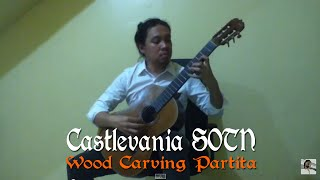 Paul Adrian Plays Castlevania Sotn: Wood Carving Partita