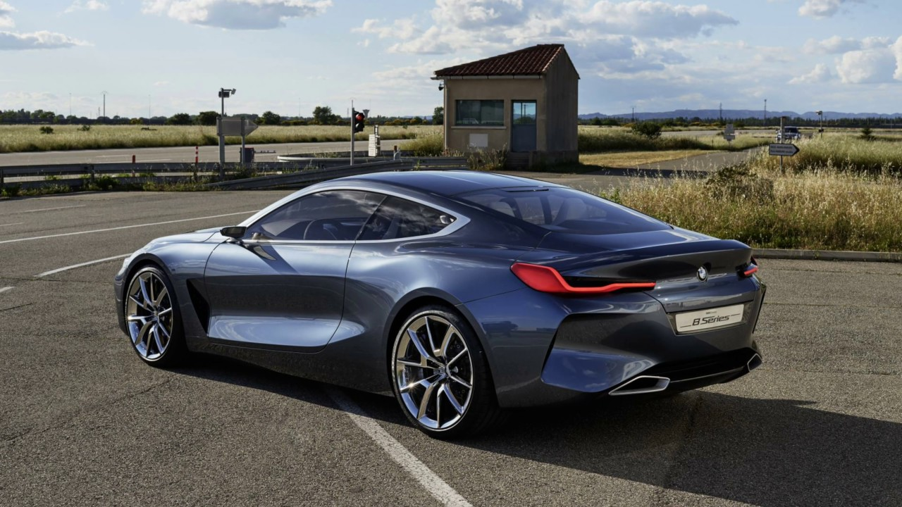 2018 bmw 850 coupe. Delighful 850 2018 BMW 8 Series Coupe Preview Throughout Bmw 850 Coupe