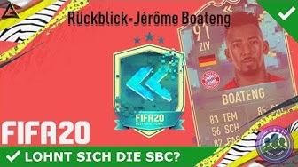 UNFASSBAR! 😍☄️ RÜCKBLICK-JEROME BOATENG SBC! [LOHNT SICH DIE SBC?] | DEUTSCH | FIFA 20 ULTIMATE TEAM