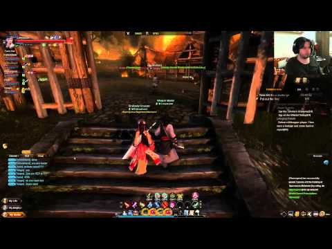 LiveStream – 06/05/2015 – Age of Wulin – Age of Wushu – EU Server – Gameplay Español – 1 / 2