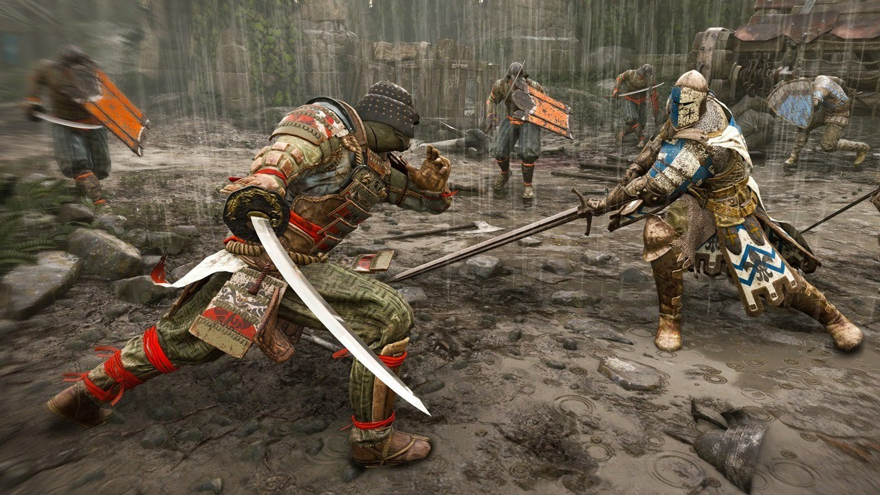 Image result for for honor gameplay
