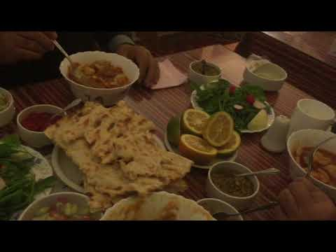 The Best Dizi in Tehran - رستوران ديزى در تهران - A Traditional Restaurant & most traditional food