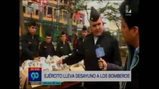 APOYO DEL EP EN LAS MALVINAS: TV-2 24JUN17