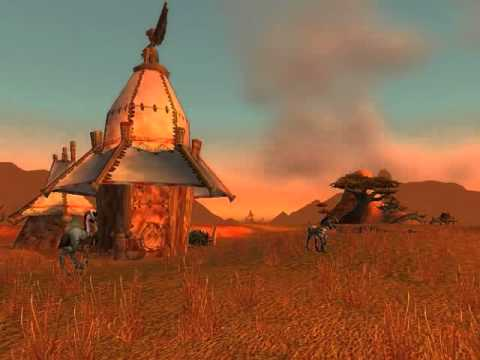 World of Warcraft Barrens Music