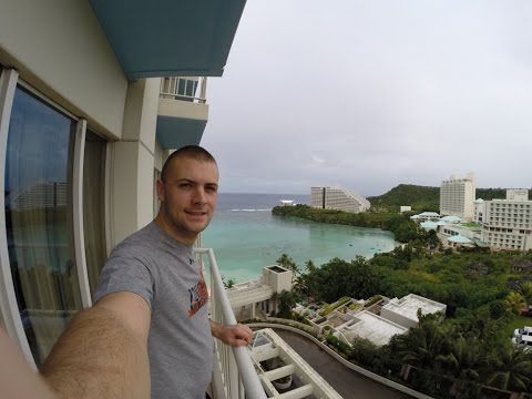 Moving to Guam