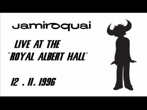 Jamiroquai - Didjital Vibrations (Live at the Royal Albert Hall, 12.11.1996) 6-15